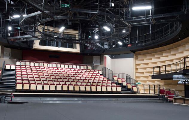The Attenborough Centre for the Creative Arts (ACCA)