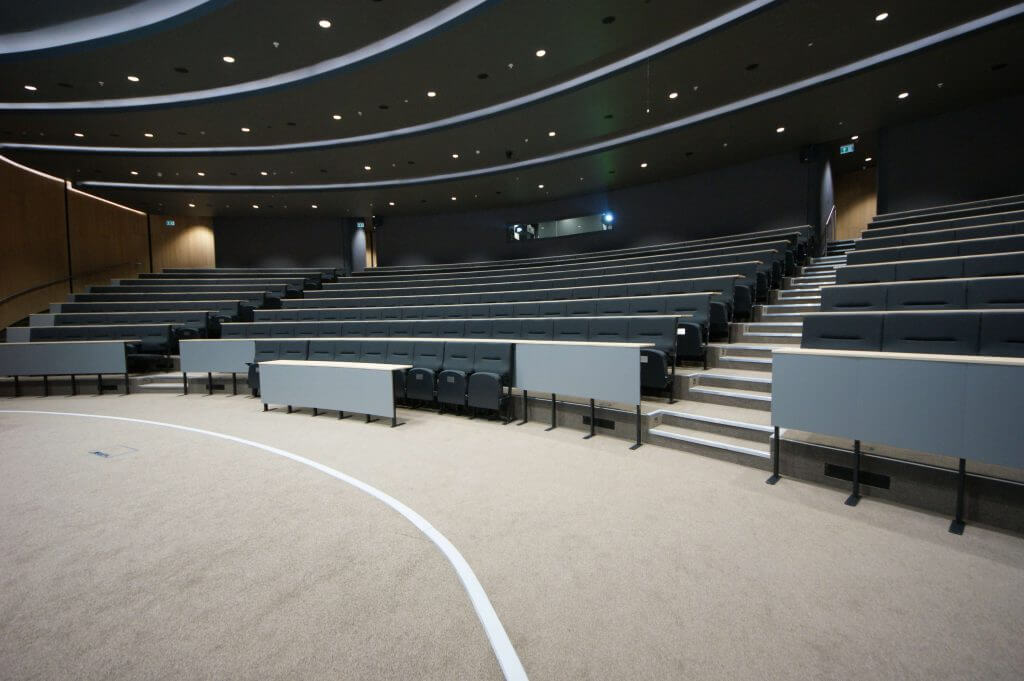lecture theatre seating manufacturer
