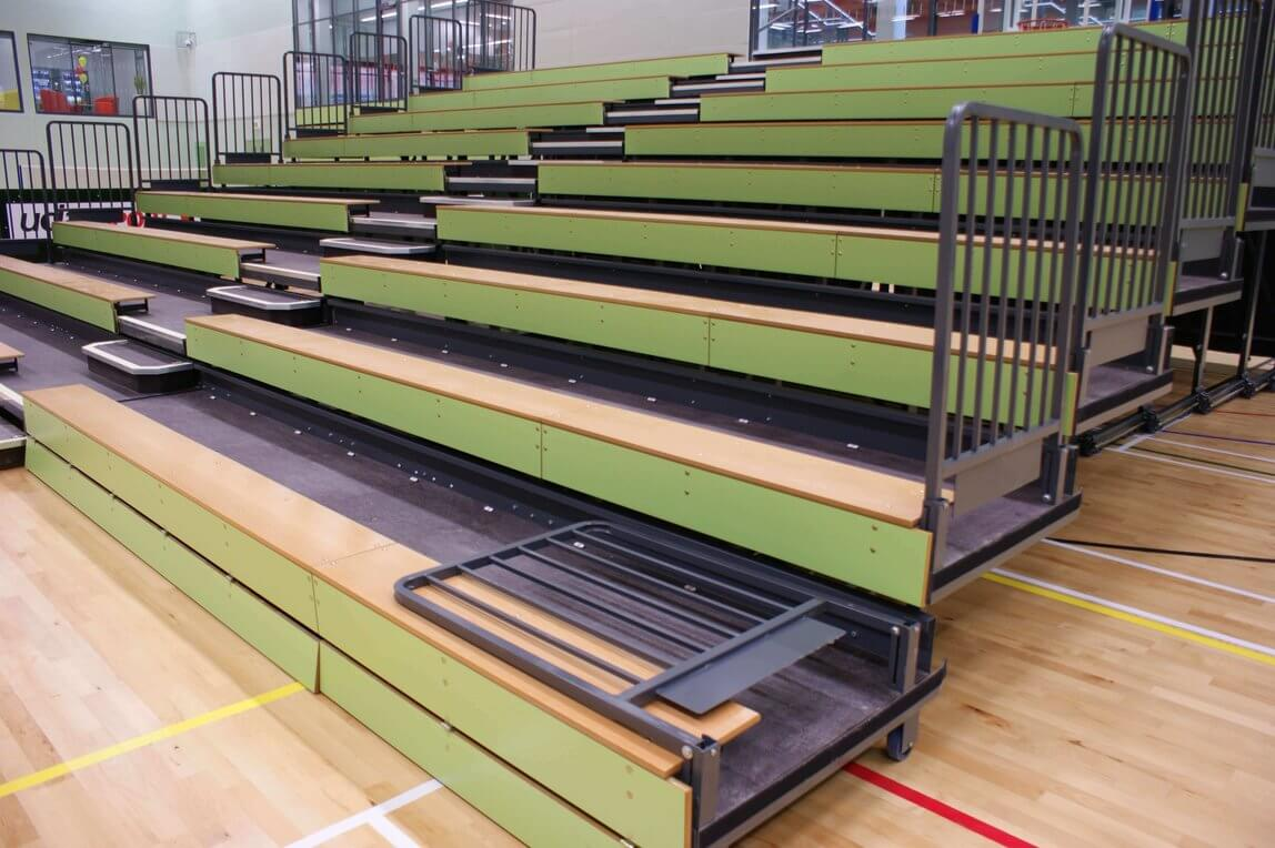 What is Bleacher Seating?