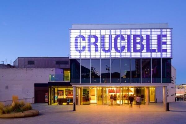sheffield crucible theatre seating