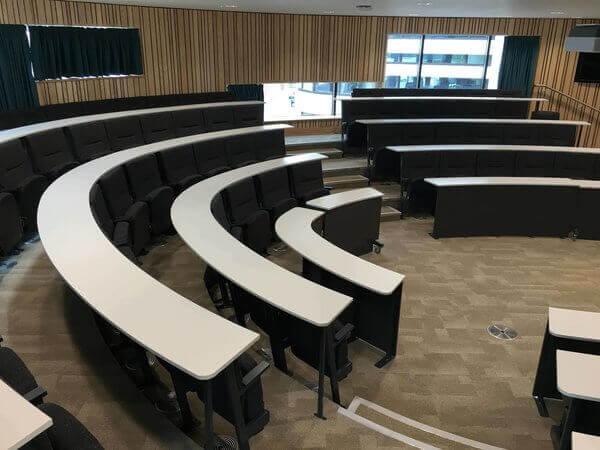 lecture theatre seating design - harvard design