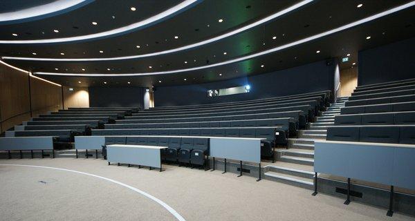 oxford lecture theatre design
