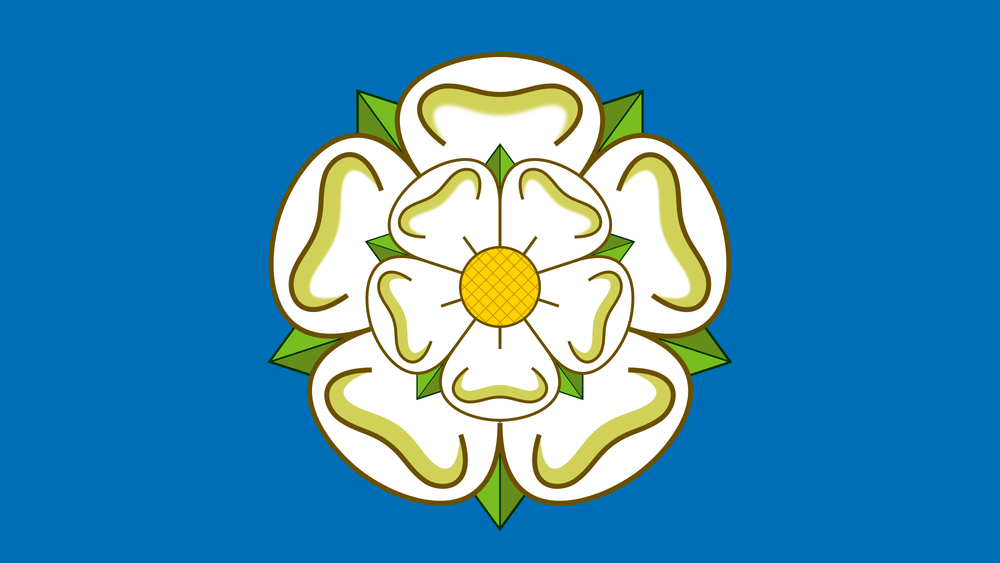 yorkshire day - flag