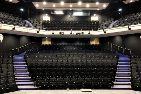 haymarket theatre seating leicester e-sports final