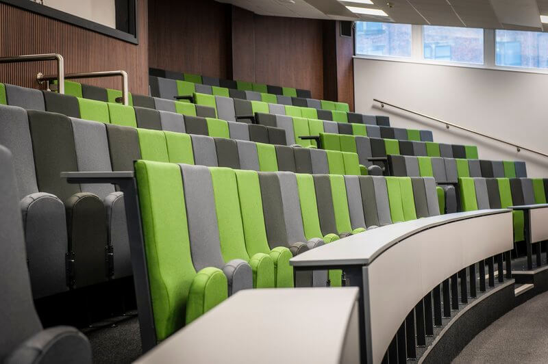newcastle university lecture seating