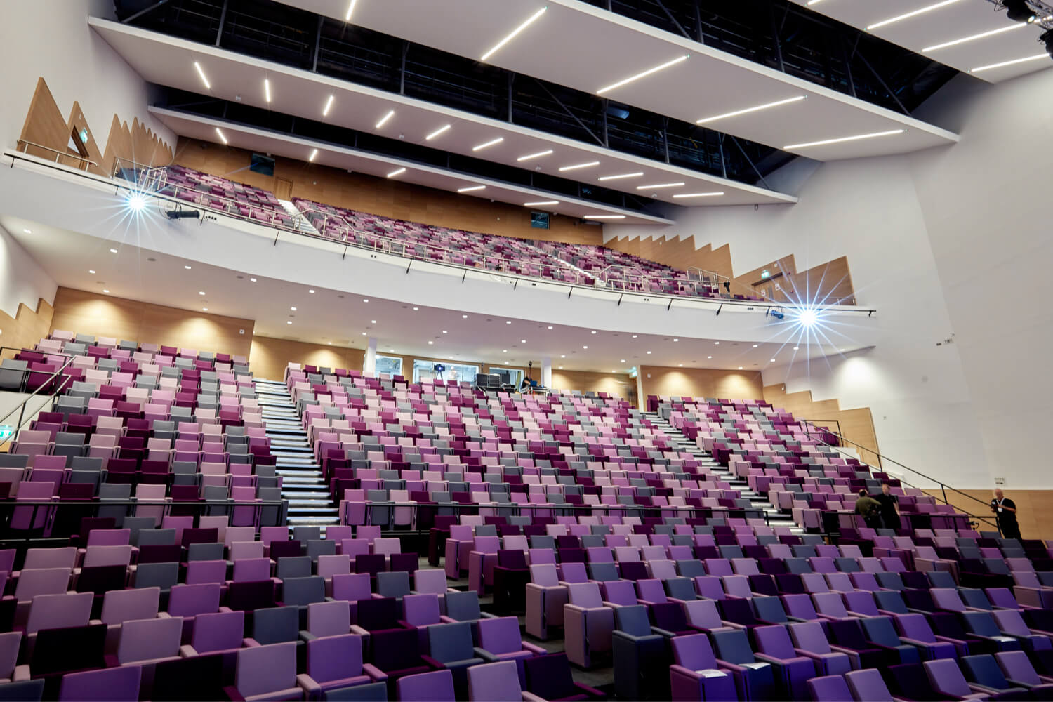 icc wales auditorium seats