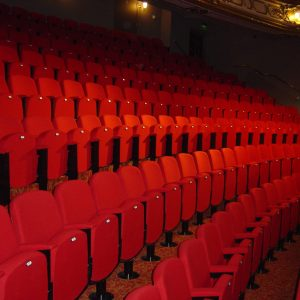theatre seating manufacturer