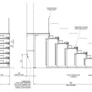 seating blueprint diagrams