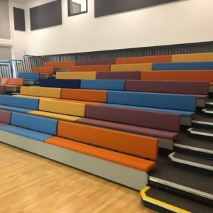 RS 25 Bench Seating