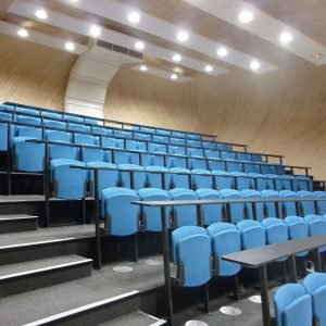 Lecture Theatre Seating - Kings School, Tettenhall