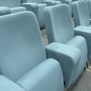 Bespoke cinema chairs